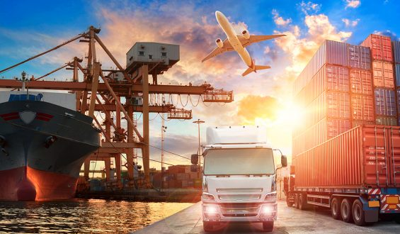 O que é logística integrada?