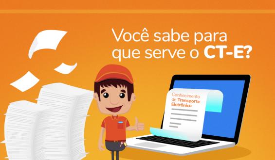 Você sabe para que serve o Conhecimento de Transporte Eletrônico?